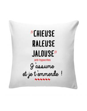 Chieuse, Raleuse, Jalouse..
