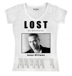 Lost Jesse Williams