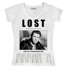 Lost Chris Hemsworth