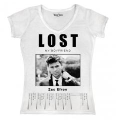 Lost Zac Efron