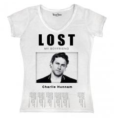 Lost Charlie Hunnam