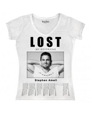 Lost Stephen Amell