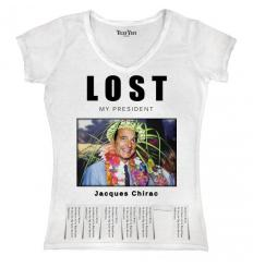 Lost Jacques Chirac