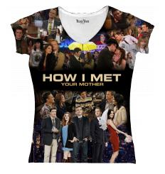 Allover How I Met Your Mother