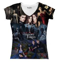 The Vampire Diaries Allover