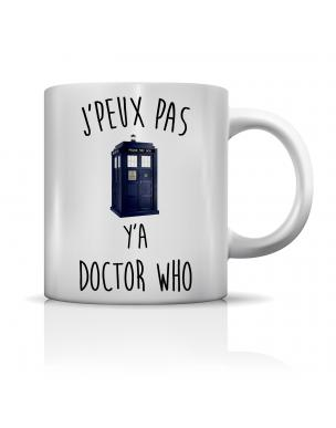 J Peux Pas Y a Doctor Who