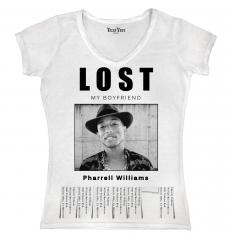 Lost Pharrell Williams