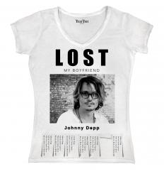 Lost Johnny Depp