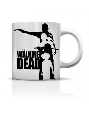The Walking Dead Silhouettes