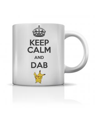 Keep Calm And Dab