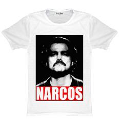 Narcos Red & Black