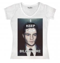 Keep Calm Chuck Bass