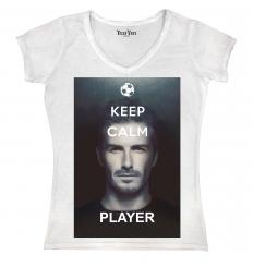 Keep Calm David Beckham