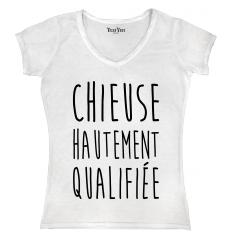 Chieuse Hautement Qualifiee