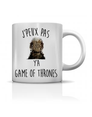 J Peux Pas Y a Game Of Thrones