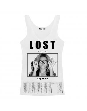 Lost beyonce