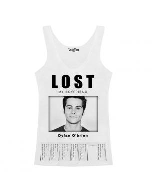 Lost Dylan O Brien
