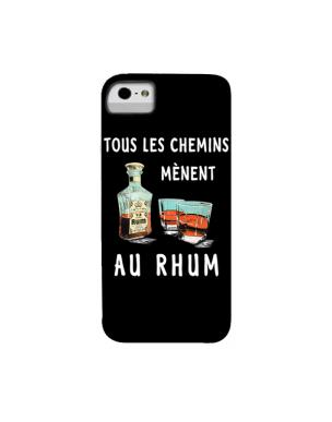 coque iphone 7 rhum