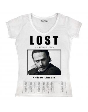 Lost Andrew Lincoln