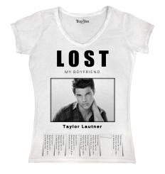 Lost Taylor Lautner