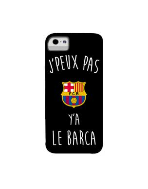 coque iphone 5 barca