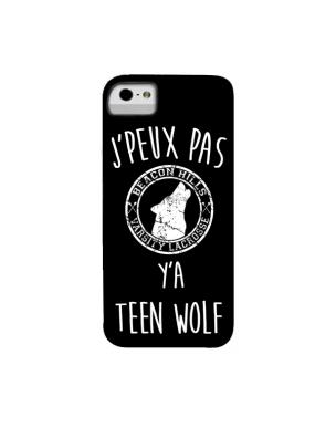 coque teen wolf iphone 5