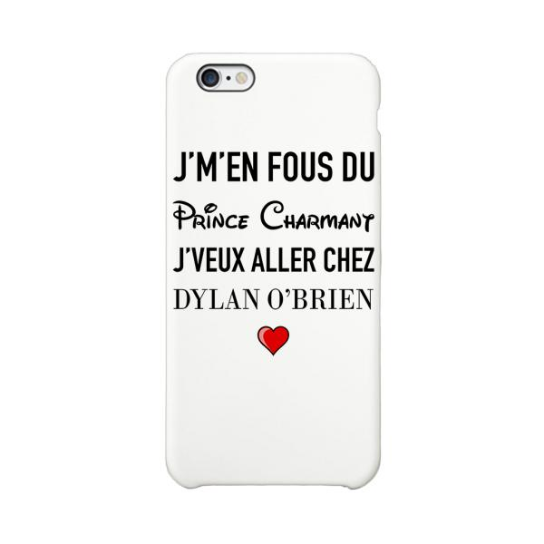 coque iphone 6 dylan o'brien
