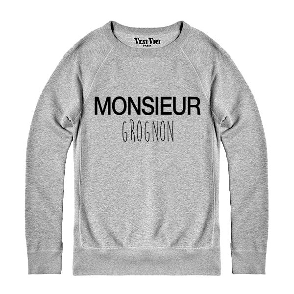 Sweat monsieur grognon - Monsieur grognon ...