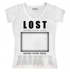 Create your Lost Shirt
