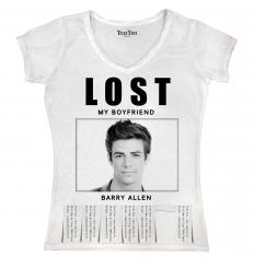 Lost Barry Allen