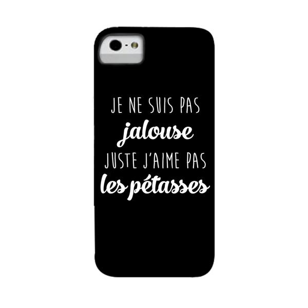 coque iphone 6 citation fille