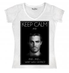 Keep Calm Stephen Amell