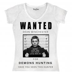 Wanted Dean Winchester