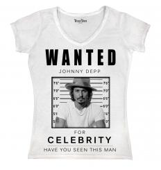 Wanted Johnny Depp