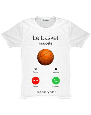 Le Basket M Appelle