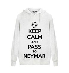 Keep Calm And Pass To Neymar