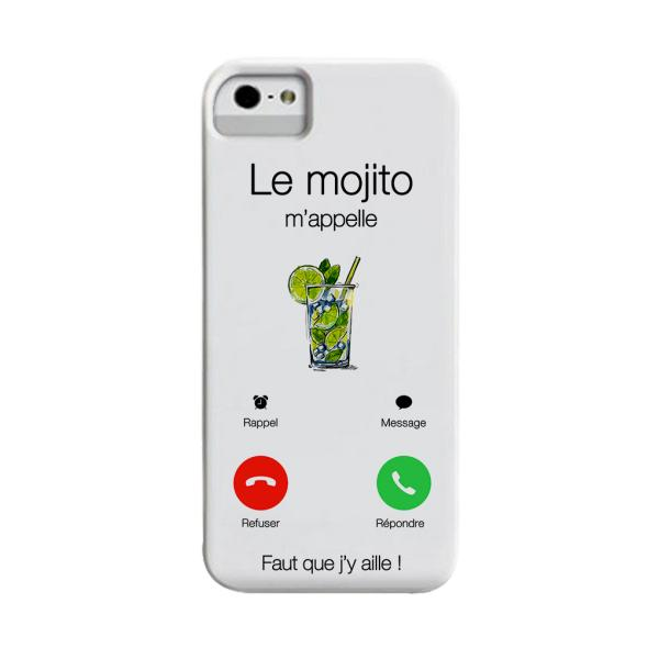 coque iphone 5 mojito