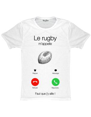 Le Rugby M Appelle