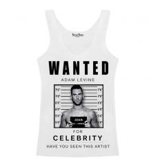 Wanted Adam Levine
