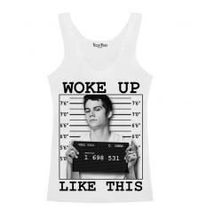 Woke up like this Dylan O Brien