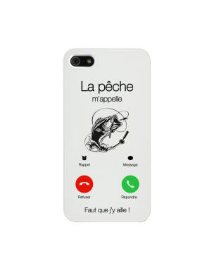 coque iphone 5 peche