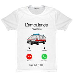 L Ambulance M Appelle