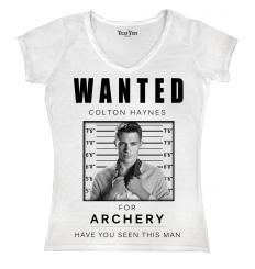 Wanted Colton Haynes