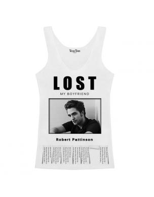 Lost Robert Pattinson