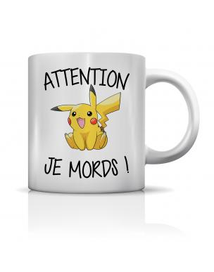 Attention Je Mords
