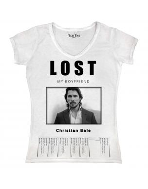 Lost Christian Bale