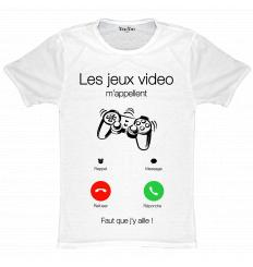 Les Jeux Video M Appellent