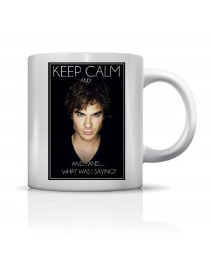 Keep Calm Ian Somerhalder