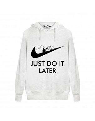 Just Do It Later Snoopy