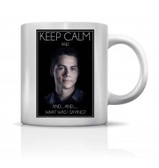 Keep Calm Dylan O Brien